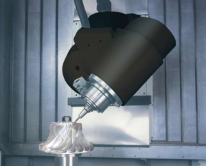 Купить 5-осевой фрезерный станок EUMACH UMC-1000