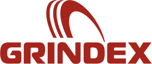 Логотип GRINDEX - сербского производителя шлифовальных станков