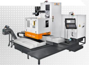 Станок горизонтально-расточной THM от Taiwan Machine Tool Co