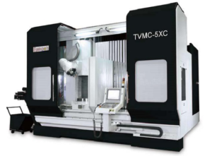 Фрезерный станок EUMACH TVMC-5XC