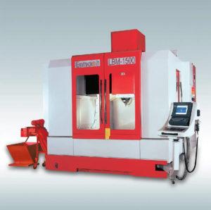 Высокоскоростной обрабатывающий центр портального типа Eumach LBM-1500