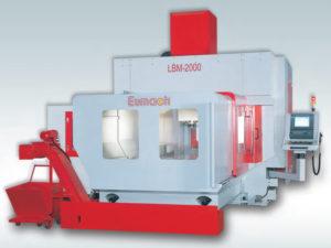 Высокоскоростной обрабатывающий центр портального типа Eumach LBM-2000