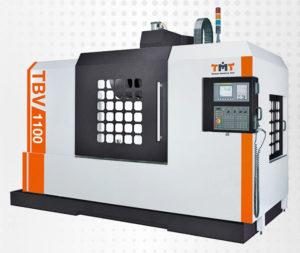 Вертикально-фрезерный центр с ЧПУ с направляющими скольжения TBV-1100 от Taiwan Machine Tool Co (TMT)