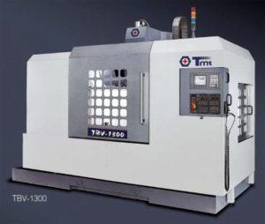 Вертикально-фрезерный центр с ЧПУ с направляющими скольжения TBV-1300 от Taiwan Machine Tool Co (TMT)