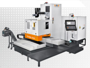 Станок горизонтально-расточной THM-630 от Taiwan Machine Tool Co