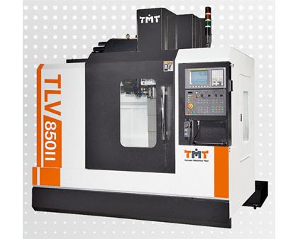 Вертикально-фрезерные обрабатывающие центры с направляющими качения TLV-850II от Taiwan Machine Tool Co (TMT)