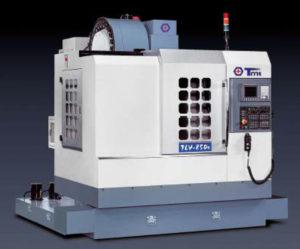 Вертикально-фрезерные обрабатывающие центры с направляющими качения TLV-850s от Taiwan Machine Tool Co (TMT)