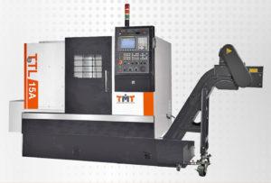 Токарный станок с ЧПУ с линейными направляющими качения TTL-15A от Taiwan Machine Tool