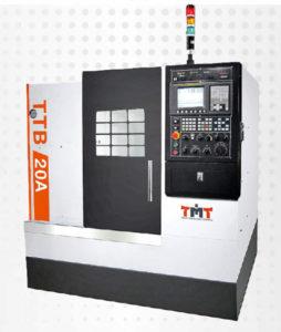 Токарный станок с ЧПУ с направляющими скольжения TTB-20A от Taiwan Machine Tool