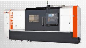 Токарный станок с ЧПУ с направляющими скольжения TTB-36A от Taiwan Machine Tool