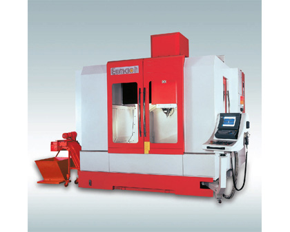Высокоскоростной фрезерный обрабатывающий центр портального типа MCN-1500 от Eumach