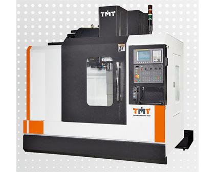 Вертикально-фрезерные обрабатывающие центры с направляющими качения UMW-850II от Taiwan Machine Tool Co (TMT)