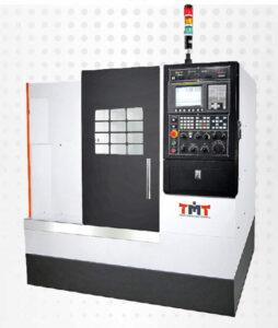 Токарный станок с ЧПУ с направляющими скольжения UUC-20A от Taiwan Machine Tool