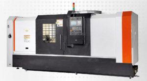 Токарный станок с ЧПУ с направляющими скольжения UUC-30C от Taiwan Machine Tool