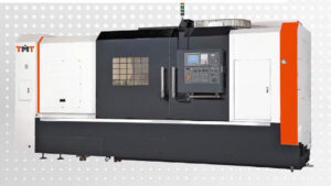 Токарный станок с ЧПУ с направляющими скольжения UUC-36A от Taiwan Machine Tool